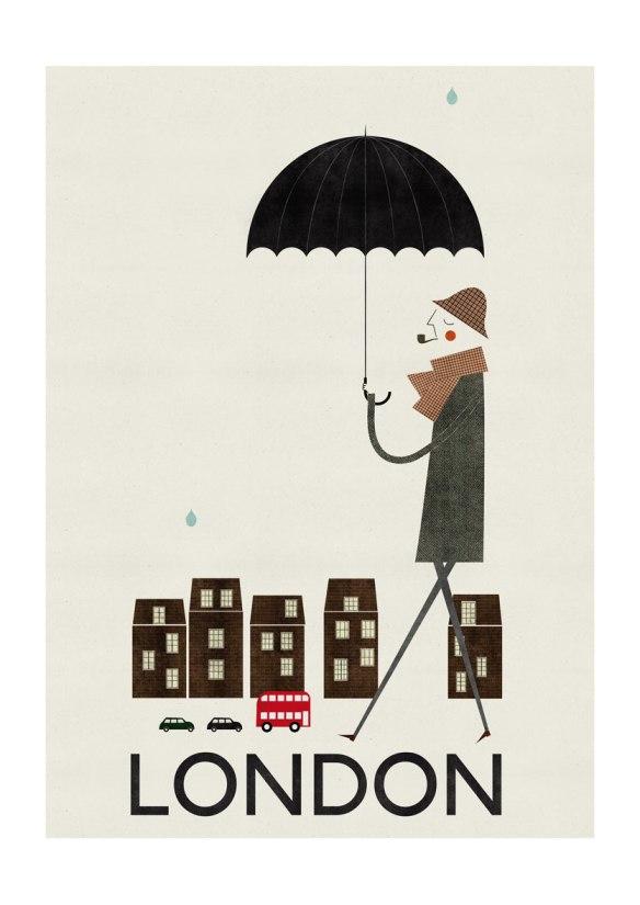 bianca gomez london print