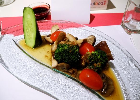 mushroom salads