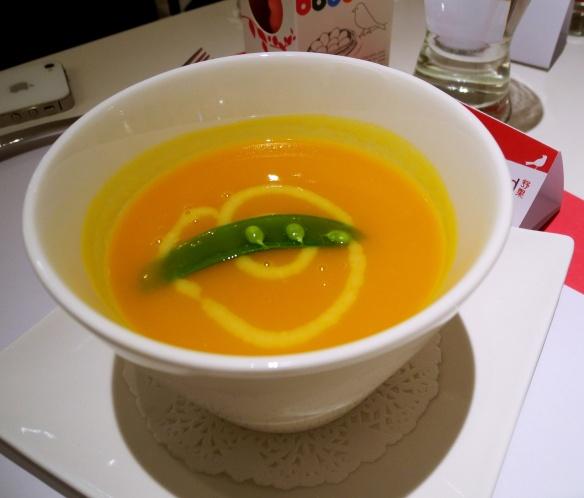 piumpkin soup